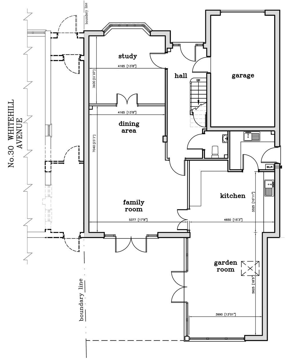 Floor Layout floor layout plan – modern house